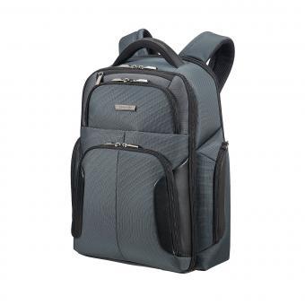 """Samsonite XBR Laptop Backpack 3V 15.6"""" Grey/Black"""