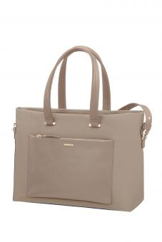 Samsonite Zalia Shopping Bag 15.6´´ Beige