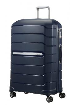 Samsonite Flux Spinner 75cm erweiterbar Navy Blue