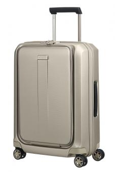 Samsonite Prodigy Spinner 55cm Cabin Trolley Ivory Gold