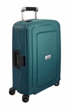 Samsonite S´Cure DLX Spinner 55cm Cabin Metallic Green