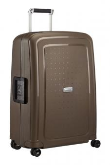 Samsonite S´Cure DLX Spinner 69cm Metallic Bronze