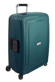 Samsonite S´Cure DLX Spinner 69cm Metallic Green