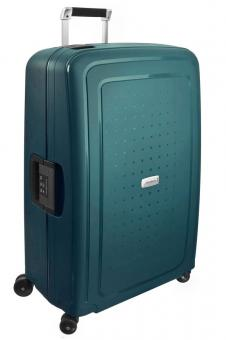 Samsonite S´Cure DLX Spinner 75cm Metalic Green