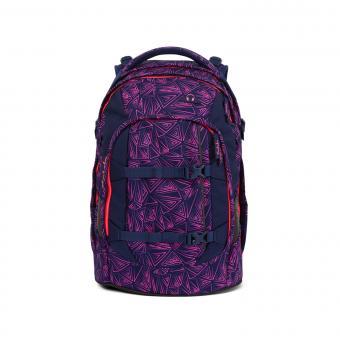 satch pack Schulrucksack Pink Bermuda