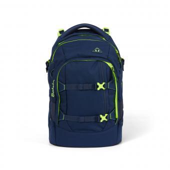 satch pack Schulrucksack *Back to School Kollektion 2020* Toxic Yellow