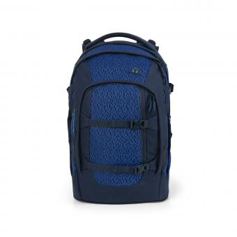 satch pack Schulrucksack *Limited Edition Outer Space* Blue Moon