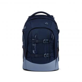 satch pack Schulrucksack Solid Edition Solid Blue