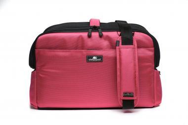 Sleepypod Atom Tier-Transporttasche Kabine Blossom Pink