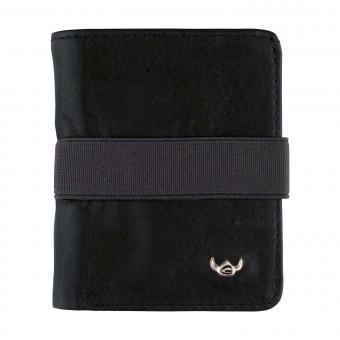 Golden Head slim6 Wallet Como schwarz