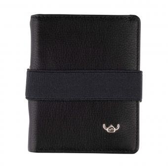 Golden Head slim6 Wallet Polo schwarz