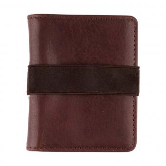 Leonhard Heyden slim6 Wallet Roma braun