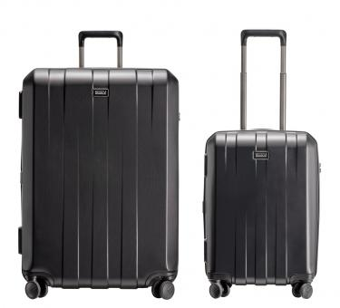 Stratic Parallel Trolley-Set L + Cabin Schwarz