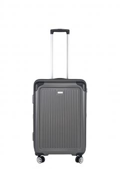 Stratic Stripe Trolley M, 4-Rollen graphit