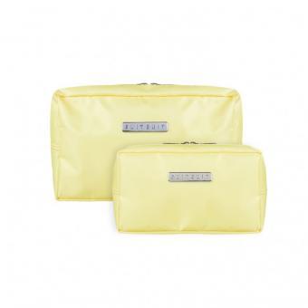 SuitSuit Fabulous Fifties Duo Set Kulturbeutel & Kosmetiktasche Mango Cream
