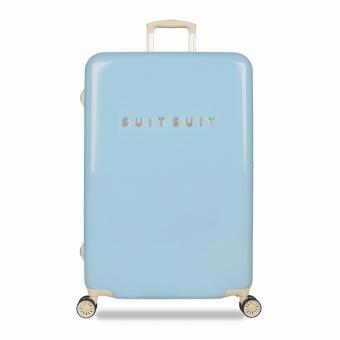 SuitSuit Fabulous Fifties Trolley 76 cm Spinner Baby Blue