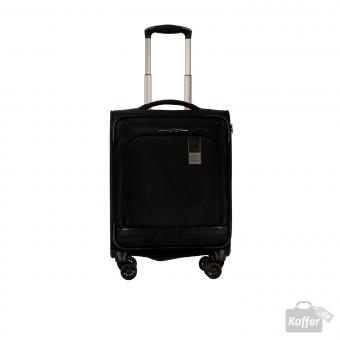 Titan CEO Trolley S 4w mit Laptopfach 15´´ black