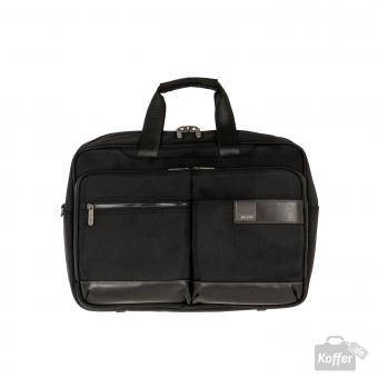 Titan Power Pack Laptop Bag Exp. Black
