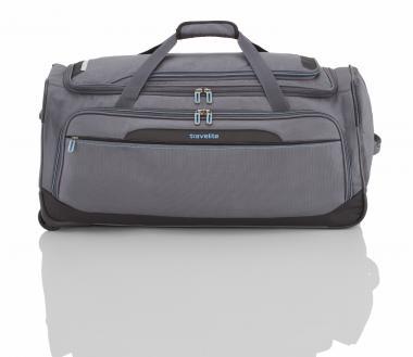 Travelite Crosslite 4.0 Rollen-Reisetasche L 2w anthrazit