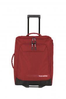 Travelite Kick Off Trolley Freizeittasche S Rot