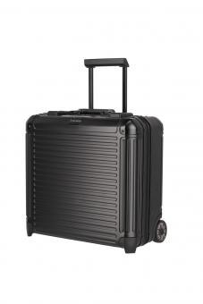 Travelite Next Business Trolley 2-Rollen Schwarz