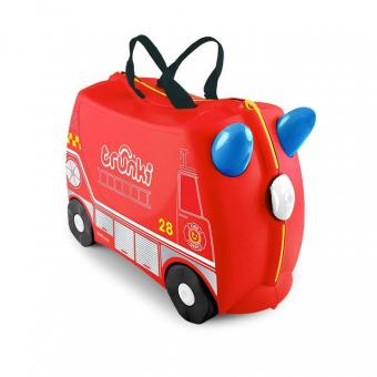 Trunki Ride-On Frank das Feuerwehrauto Kinderko...