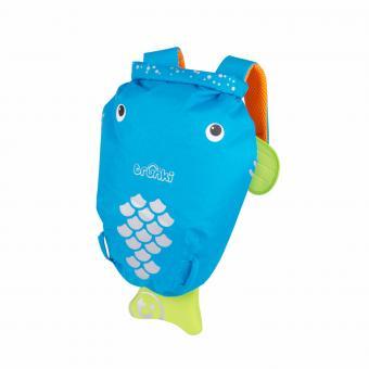Trunki PaddlePak Bob der blaue Fisch Kinderrucksack Medium