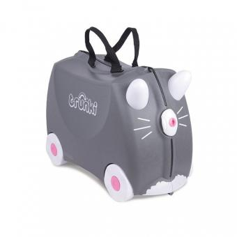 Trunki Ride-On Benny die Katze Kinderkoffer