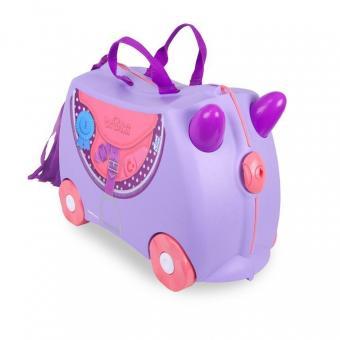 Trunki Ride-On Bluebell das Pferd Kinderkoffer