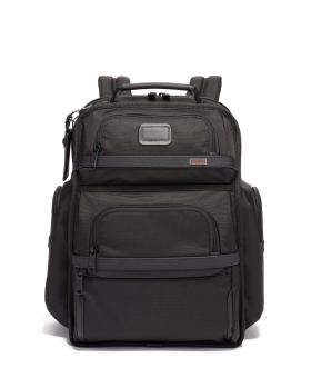 Tumi Alpha 3 T-Pass Business Class Brief Pack aus Ballistic Nylon black