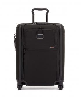 Tumi Alpha 3 Koffer auf 4 Rollen, 56cm, schmal black