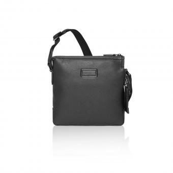 Tumi Harrison Shawnee Umhängetasche Leather Black