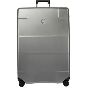 Victorinox Lexicon Hardside Extra-Large Hard Side Case Titanium