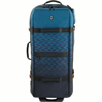 Victorinox Vx Touring 2-Wheeled Extra-Large Duffel expandable Dark Teal