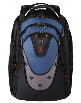 Wenger Ibex Laptop-Rucksack 17 Zoll blau