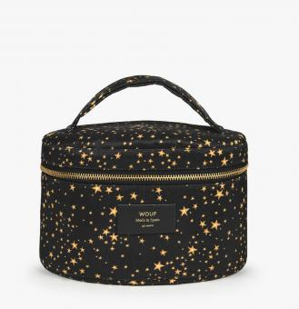 Wouf Recycled Collection XL Beauty Bag Stars
