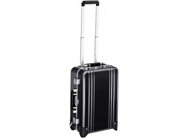 Zero Halliburton Classic Framed Carry on 2 Wheel Travel Case black