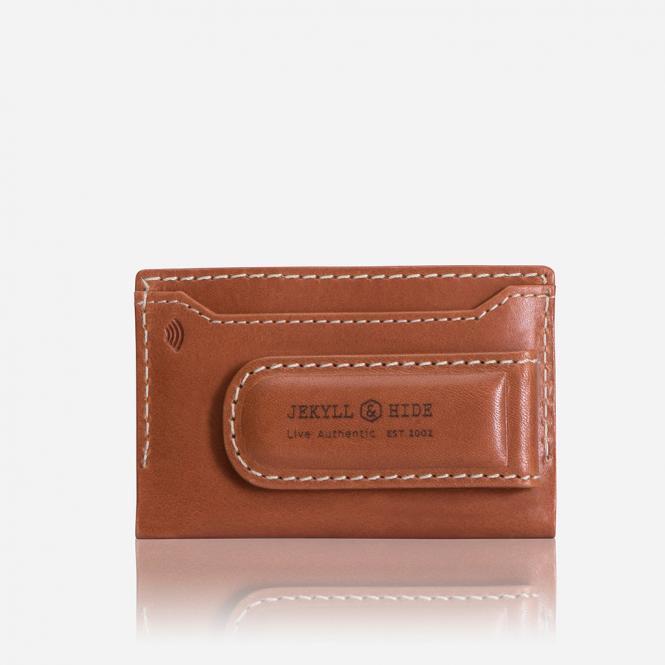 Kreditkartenetui und Geldclip TAN