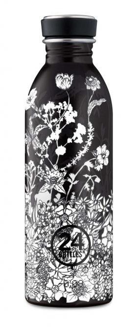 Floral 500ml Noir