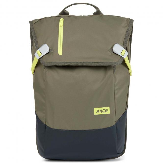 "Daypack Rucksack mit Laptopfach 15"" Slant Lemon"