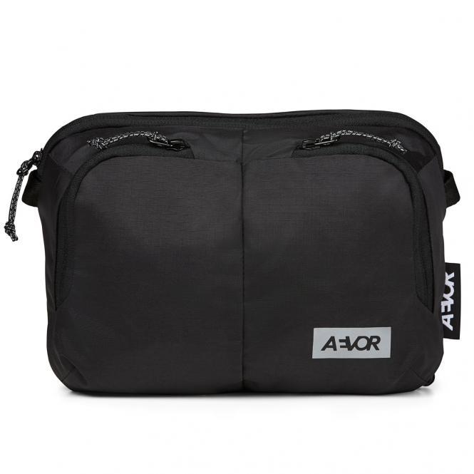 Sacoche Bag Ripstop Black