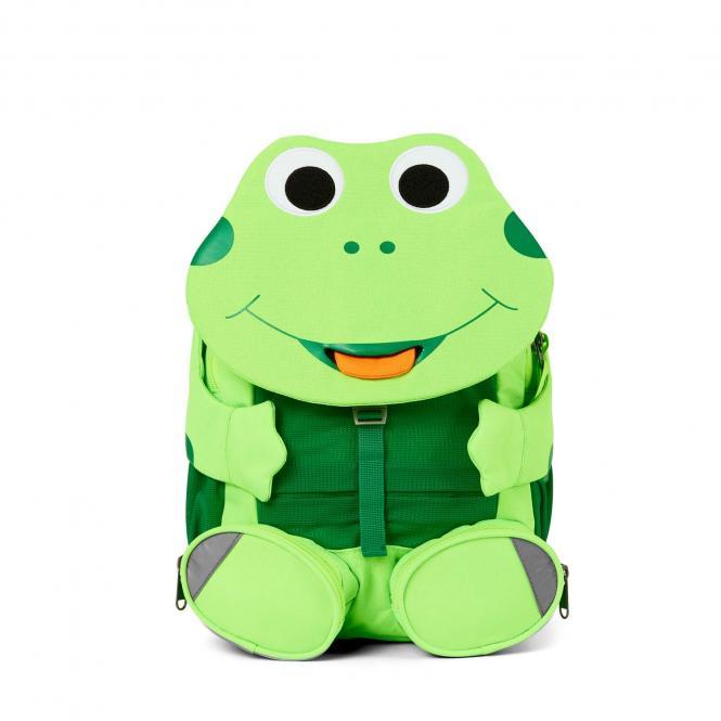 """""""Frosch"""" Kindergartenrucksack *Neon Grün*"""
