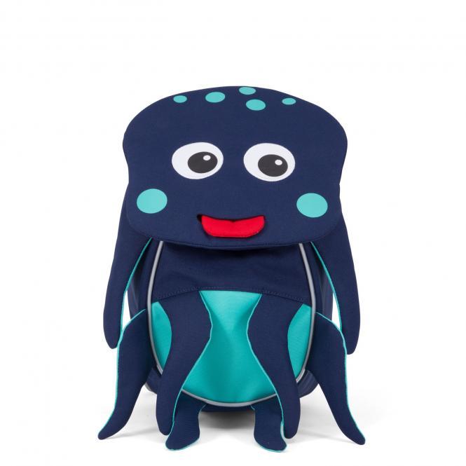 """Octopus"" Kindergartenrucksack Blau"
