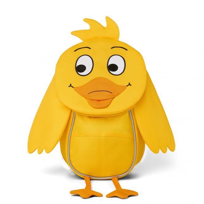 """""""Die Maus Ente"""" Kindergartenrucksack Gelb"""