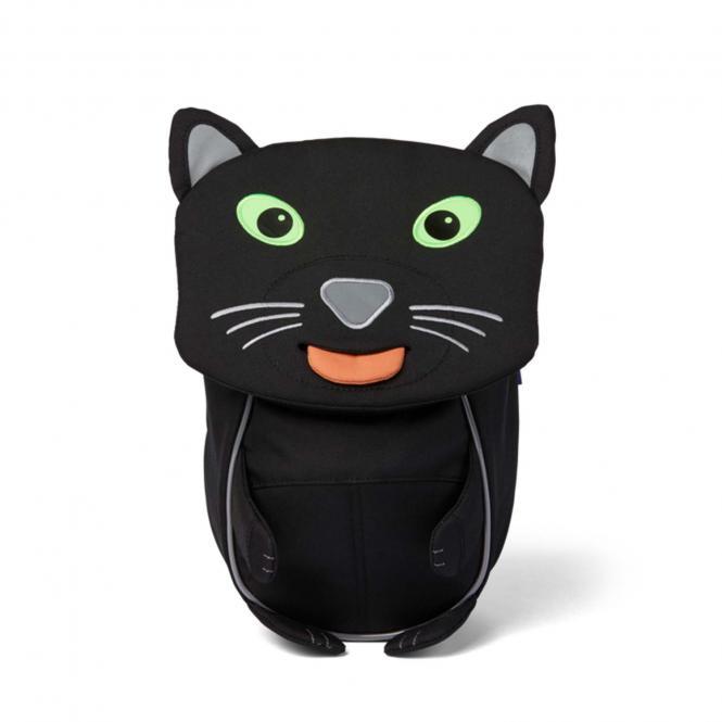 """""""Panther"""" Kindergartenrucksack Schwarz"""