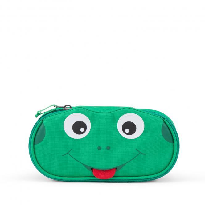 Frosch Stiftemäppchen Grün