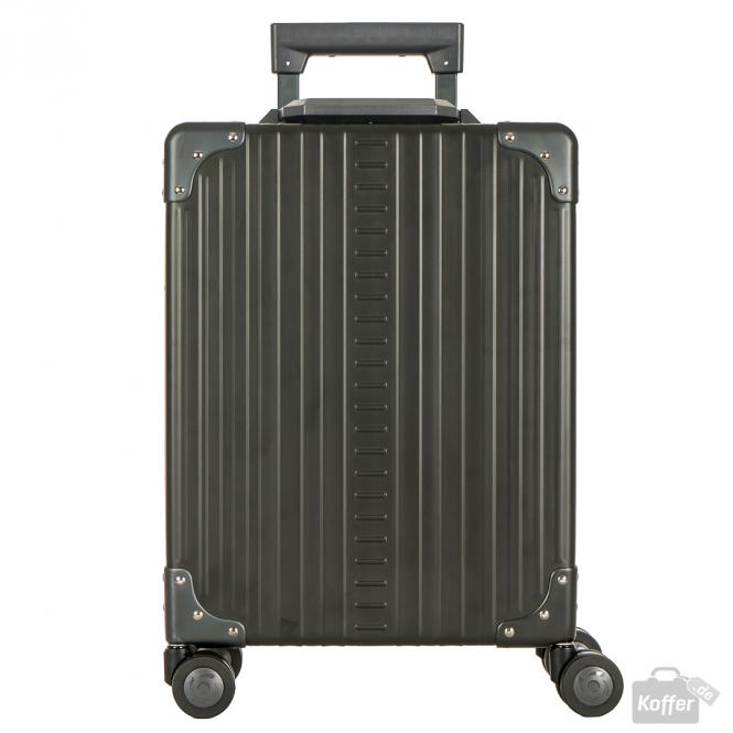 "Vertical Carry-On Business 20"" Dunkelgrün"