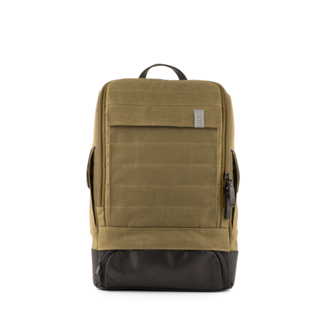 Small Special Backpack mit Laptopfach Imperial Green