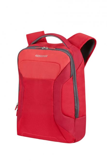 Laptop Rucksack Solid Red