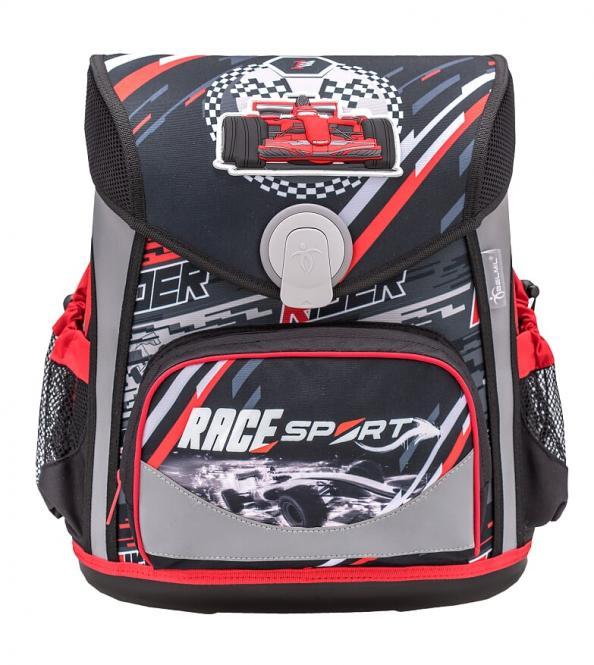Schulranzen Set 4-teilig Racing Sport